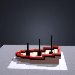 Garfield Boat