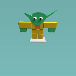 yoda from star wars PP