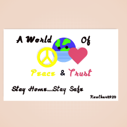 The World Of Peace & Trust