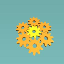 Geer sun flower