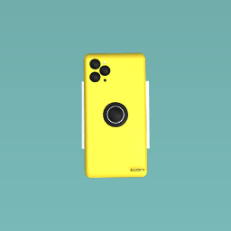 yellow iphone 11