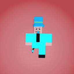 My new Roblox avatar