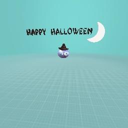 happy halloween <3