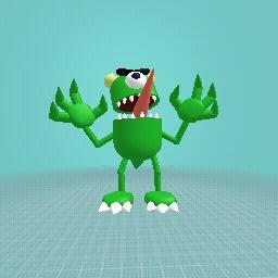 Larry the monster