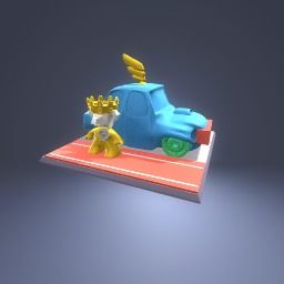 car for king