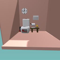 Toilet life style