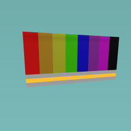 Rainbow cube pt 1