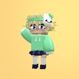 Drista (My Halloween Costume)