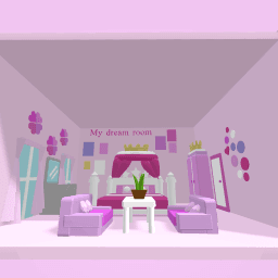 (My dream room)