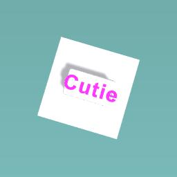 Cuties be like