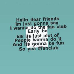 abt the fan club