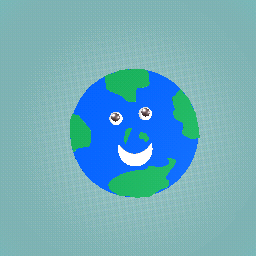 happy earth and free to cope