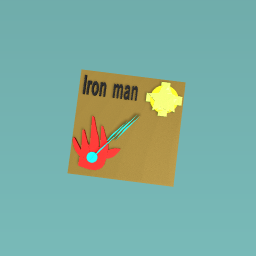 Iron man gear