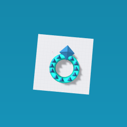 Dimand ring