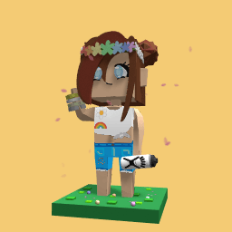 Summer girl/ look
