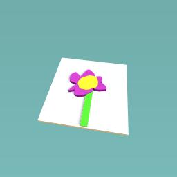 it a flowerrrre