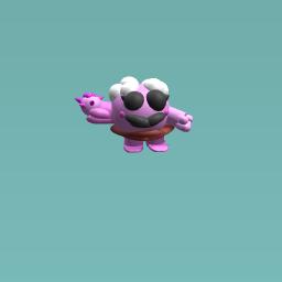 Spike sonrosado