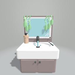 Aesthetic Sink UvU