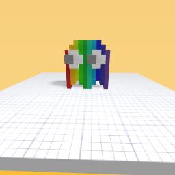 Rainbow Ghost :3