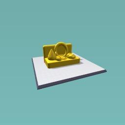 chess full of gold