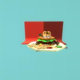 mr handburger