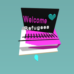 Welcome all refugees