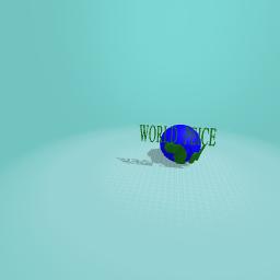 WORLD PEICE