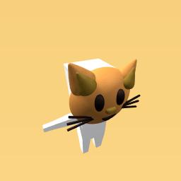 Cat emoji mask