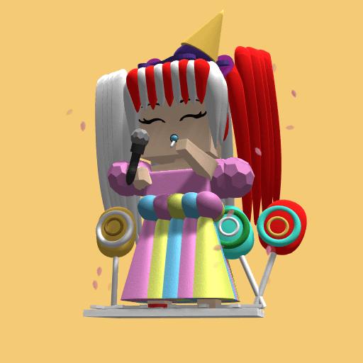 candy rockstar!