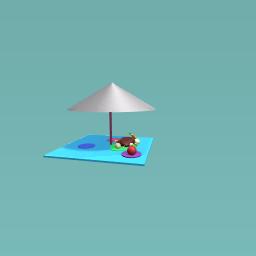 Summer umbreller