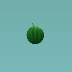 Weird watermelon