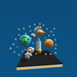 Space rocket!