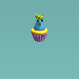 Cupcake Blob
