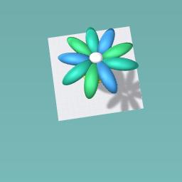 Earth flower