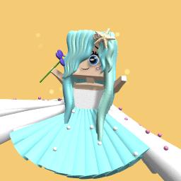 A 7 token avatar for 300 followers