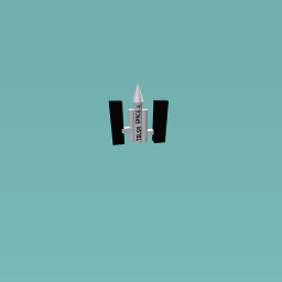 new space x rocket