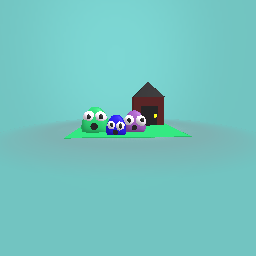 Family of blobs