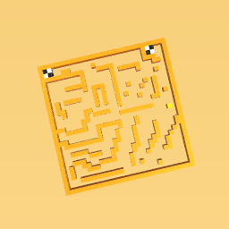 Orange maze