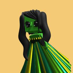 Creeper girl