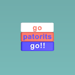 go patorits go