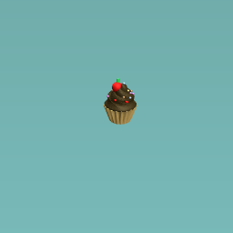 Choco cupcake!