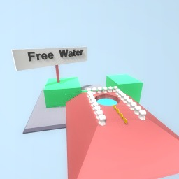 Free Water to the Bee