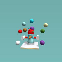 Juggling Jester!