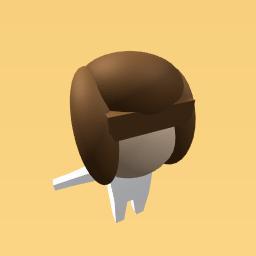 Jedi baby hair 2