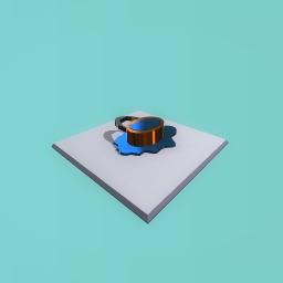 Spilled bucket