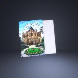 Muritius castle