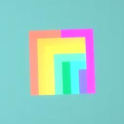Rainbow mayham