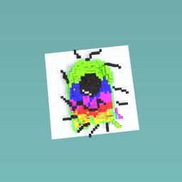 One -eyed monster