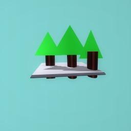 My three trees