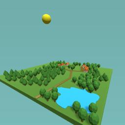 A tiny map